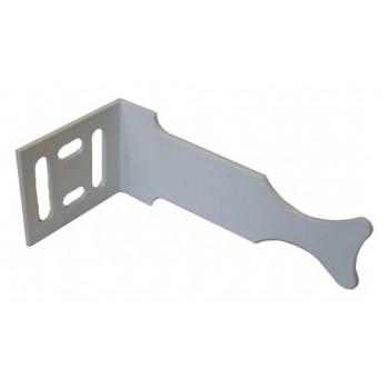 Кронштейн радиатора угловой