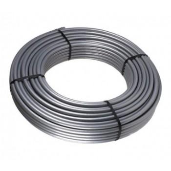 Труба Stout стабильная PE-Xc/Al/PE-Xc,16х2,6 серая
