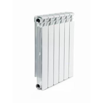 Биметаллический радиатор Rifar Alp Ventil 500 - 6 секций нижнее левое подключение