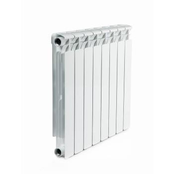 Биметаллический радиатор Rifar Alp Ventil 500 - 8 секций нижнее левое подключение