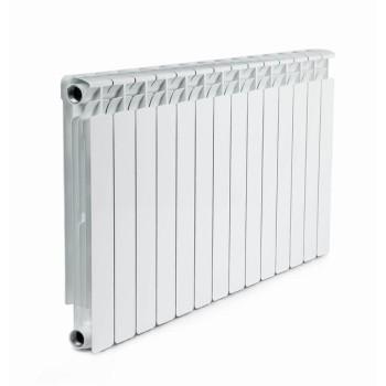 Биметаллический радиатор Rifar Alp Ventil 500 - 14 секций нижнее левое подключение