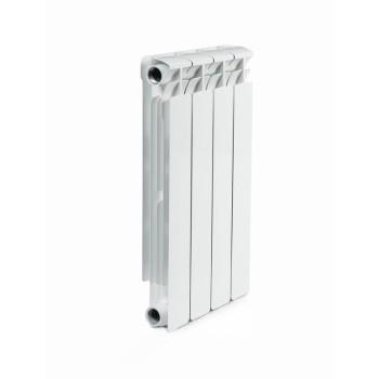 Радиатор ALP 500 НП 4 секции правый