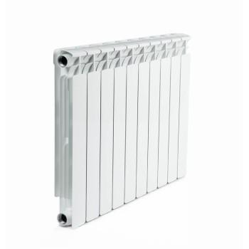 Биметаллический радиатор Rifar Alp Ventil 500 - 10 секций нижнее правое подключение
