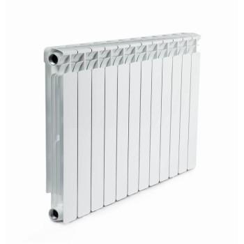 Биметаллический радиатор Rifar Alp Ventil 500 - 12 секций нижнее правое подключение