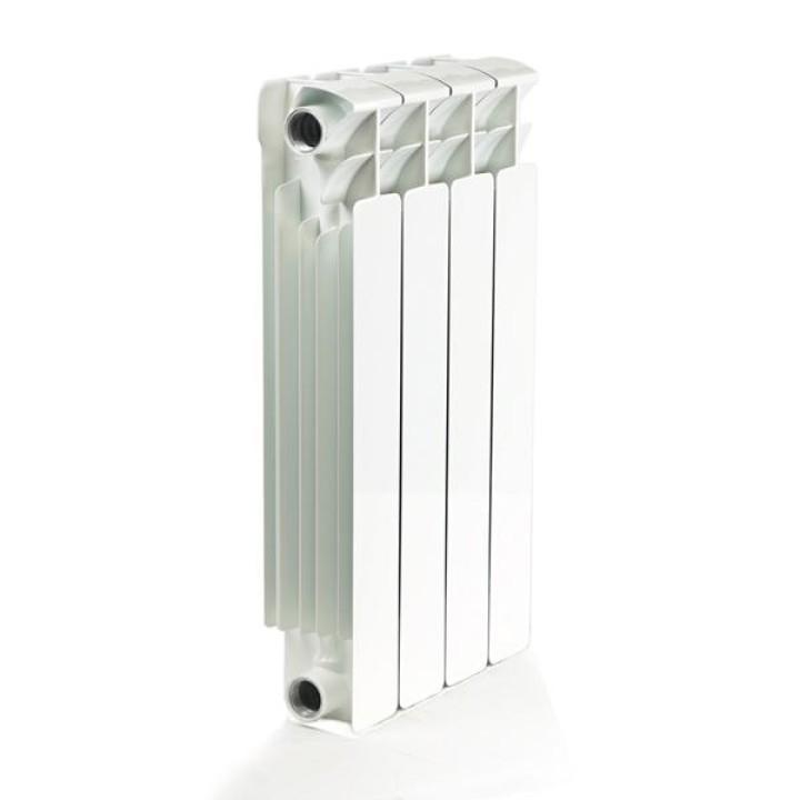Биметаллический радиатор RIFAR Base 500 НП 4 секции правый