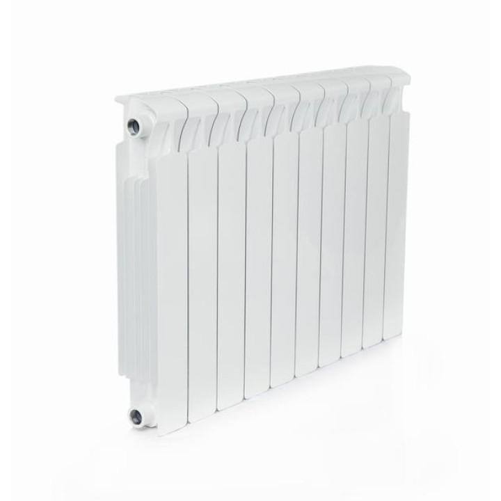 Биметаллический радиатор RIFAR Monolit Ventil 500 10 секций правый