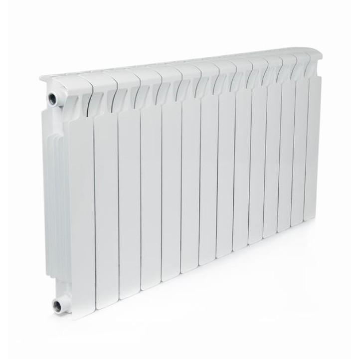 Биметаллический радиатор RIFAR Monolit Ventil 500 14 секций правый