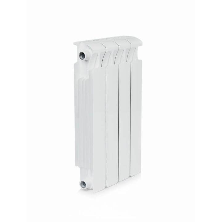 Биметаллический радиатор RIFAR Monolit Ventil 500 4 секции левый