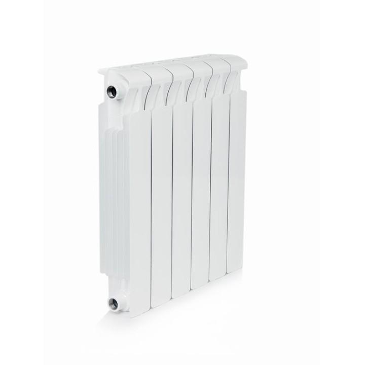 Биметаллический радиатор RIFAR Monolit Ventil 500 6 секций левый