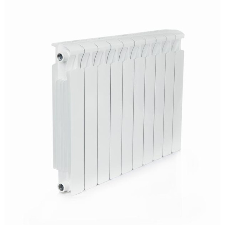 Биметаллический радиатор RIFAR Monolit Ventil 500 10 секций левый
