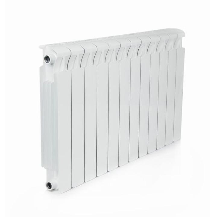 Биметаллический радиатор RIFAR Monolit Ventil 500 12 секций левый