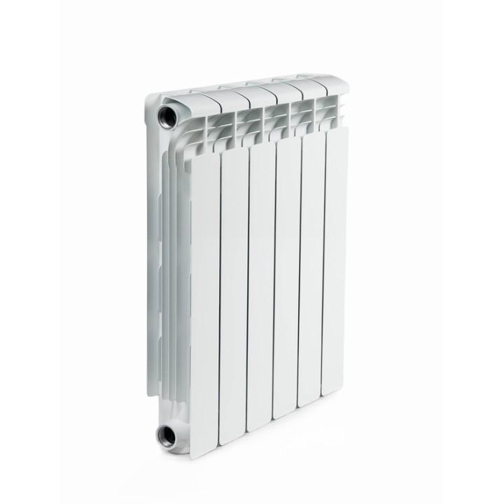 Биметаллический радиатор RIFAR SUPReMO Ventil 500 6 секций правый