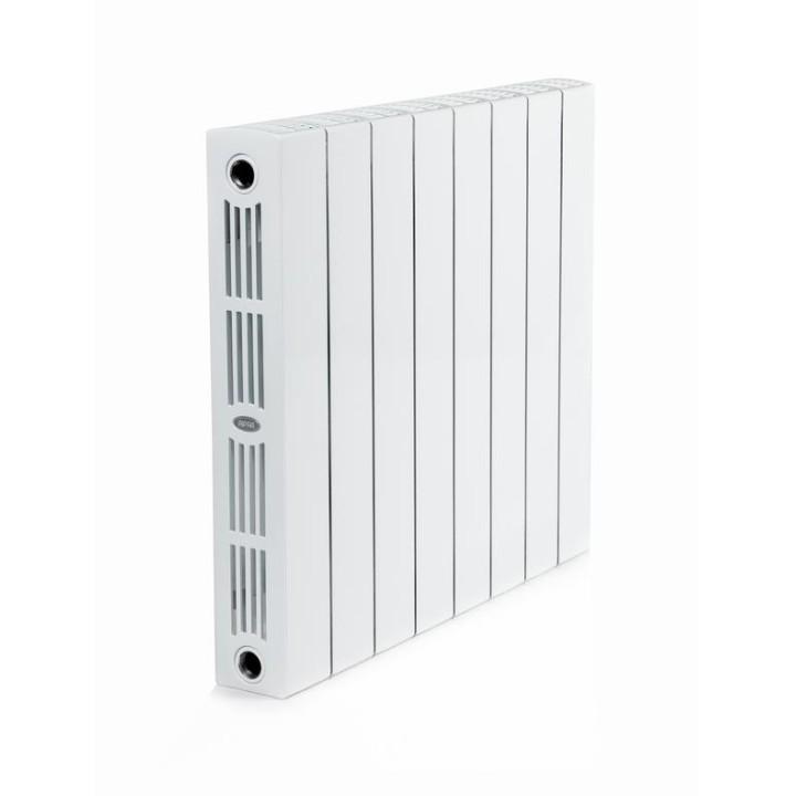 Биметаллический радиатор RIFAR SUPReMO Ventil 500 8 секций правый