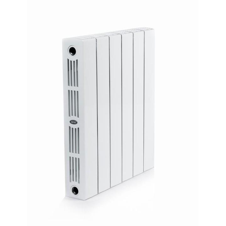 Биметаллический радиатор RIFAR SUPReMO Ventil 500 6 секций левый