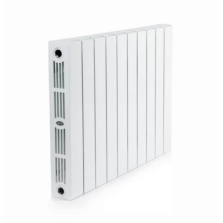 Биметаллический радиатор RIFAR SUPReMO Ventil 500 10 секций левый