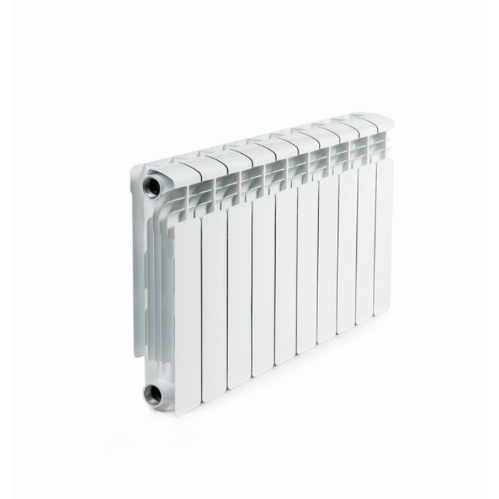 Алюминиевый радиатор RIFAR Alum 350 НП 10 секций VL левый