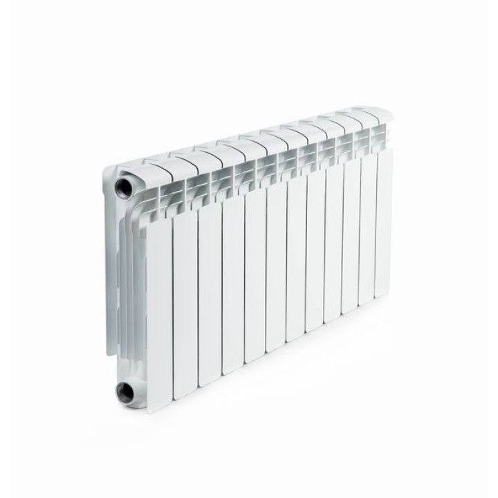 Алюминиевый радиатор RIFAR Alum 350 НП 12 секций VL левый