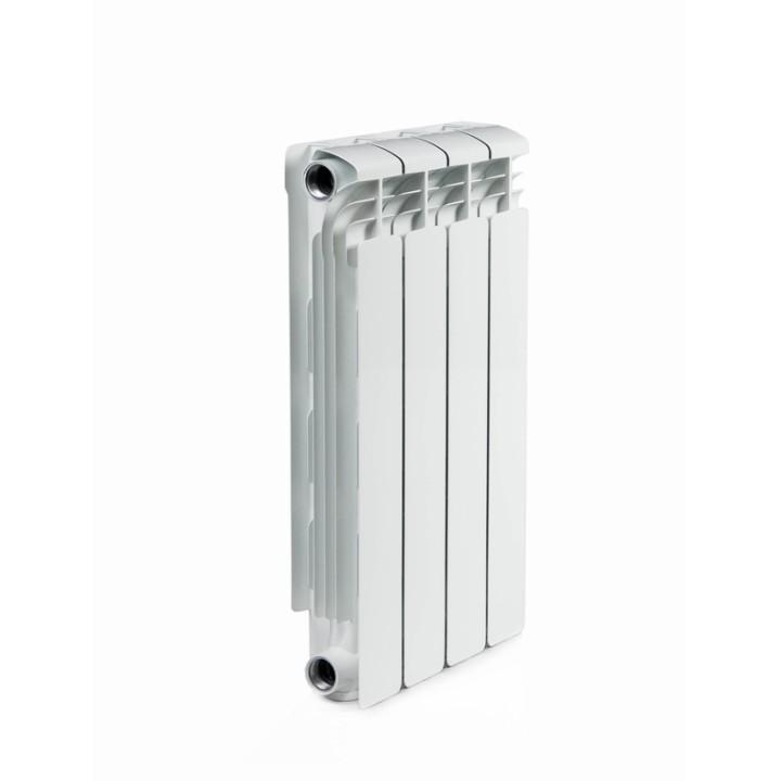 Алюминиевый радиатор RIFAR Alum 500 НП 4 секции VL левый