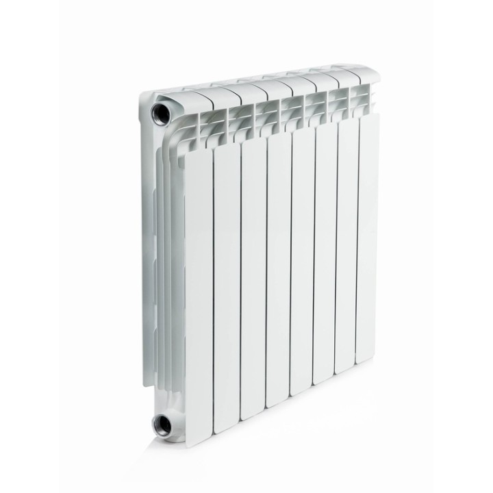 Алюминиевый радиатор RIFAR Alum 500 НП 8 секций VL левый