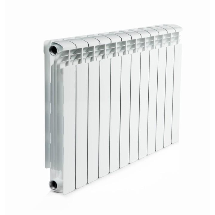 Алюминиевый радиатор RIFAR Alum 500 НП 12 секций VL левый