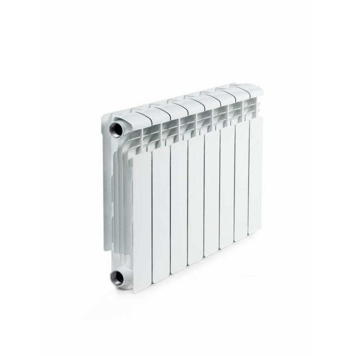 Алюминиевый радиатор RIFAR Alum 350 НП 8 секций VR правый