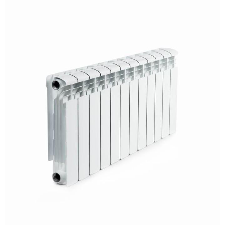 Алюминиевый радиатор RIFAR Alum 350 НП 12 секций VR правый