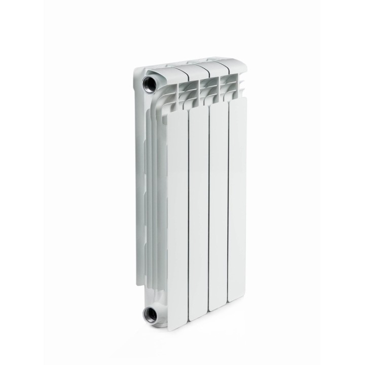 Алюминиевый радиатор RIFAR Alum 500 НП 4 секции VR правый