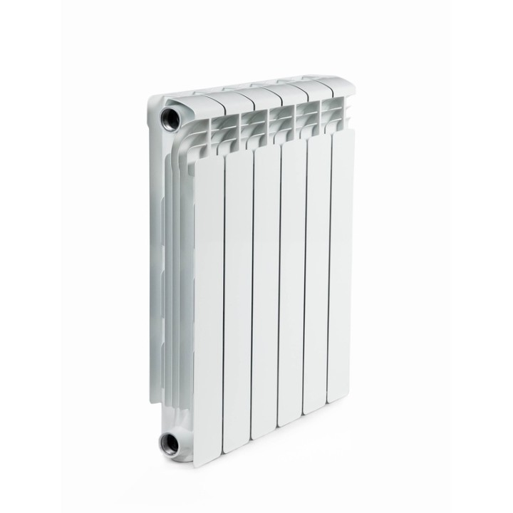 Алюминиевый радиатор RIFAR Alum 500 НП 6 секций VR правый