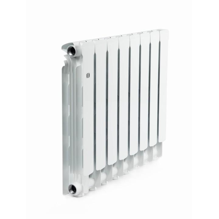 Алюминиевый радиатор RIFAR Alum 500 НП 8 секций VR правый