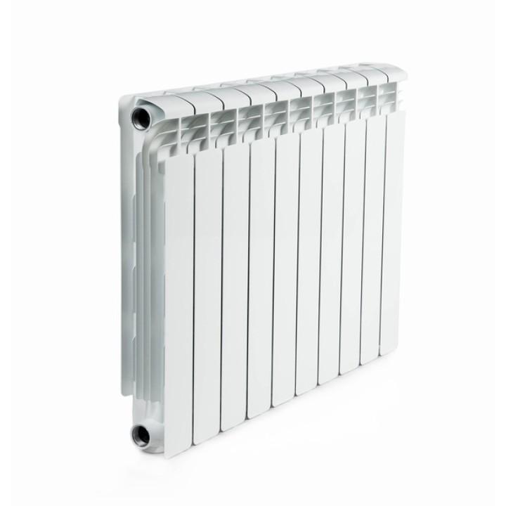 Алюминиевый радиатор RIFAR Alum 500 НП 10 секций VR правый